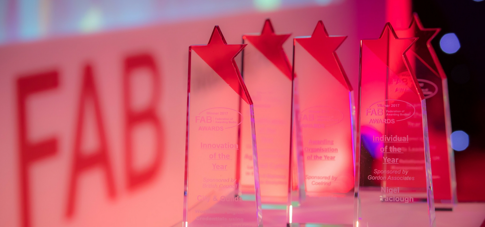 Training Qualifications UK and The Skills Network have 'Collaboration of the Year' FAB Award in their sights