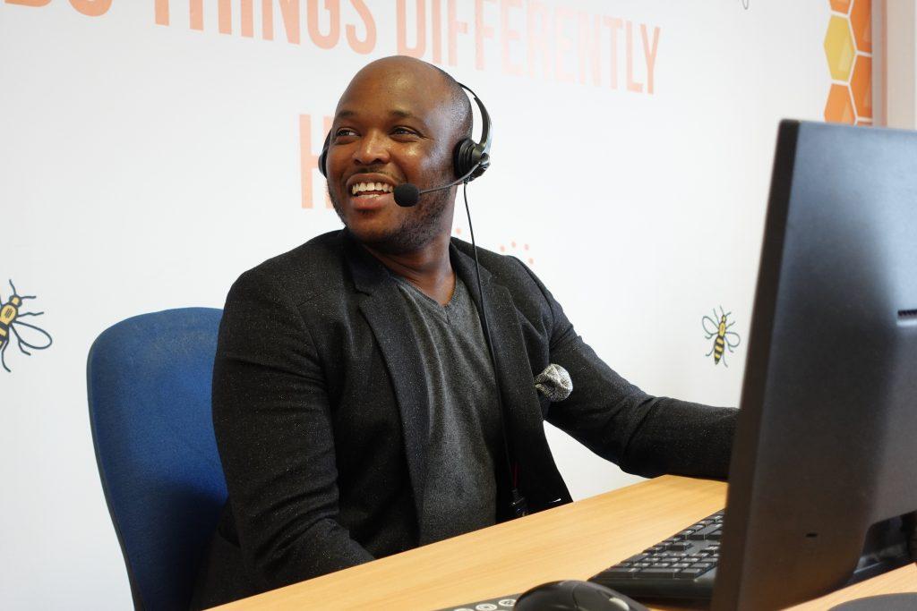 Samson Clarke Business Executive