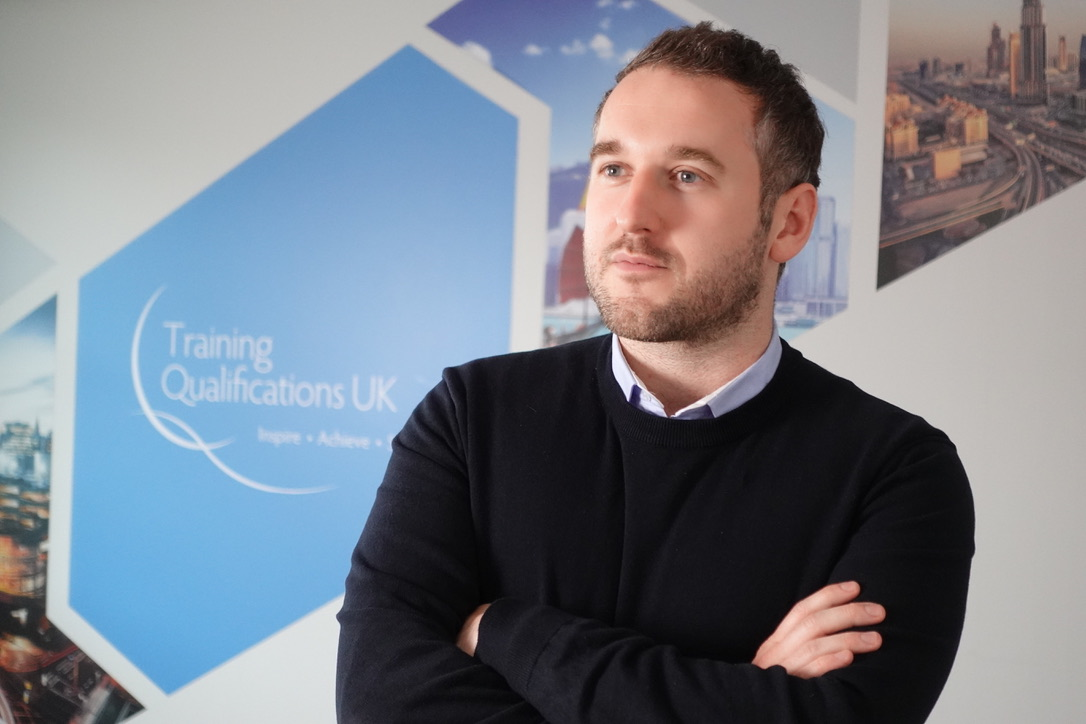 How our Qualification and Assessment Manager is helping push TQUK forwards